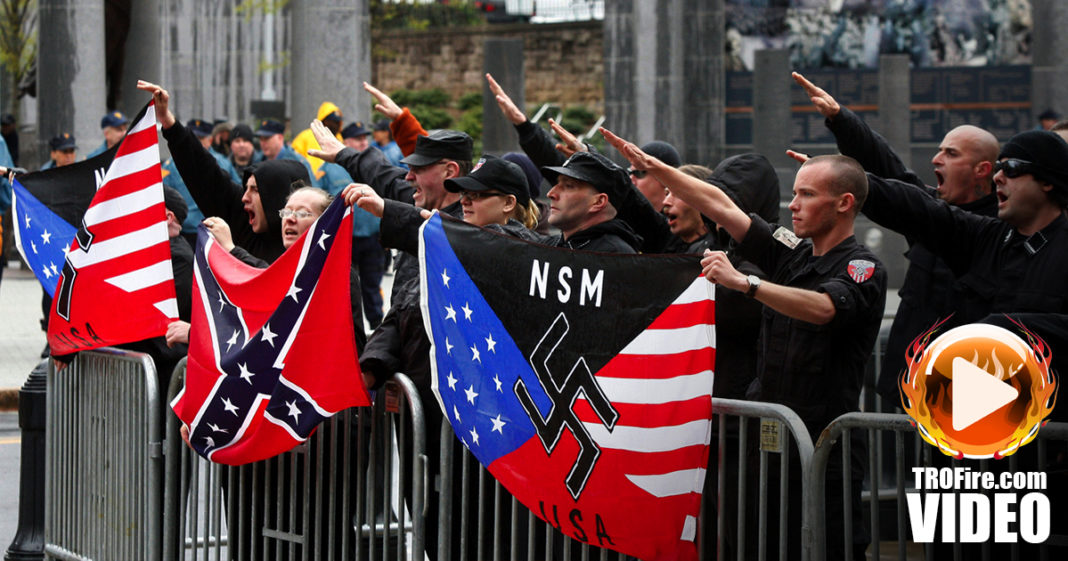Neo Nazis Pledge To Protect Trump Supporters At RNC The