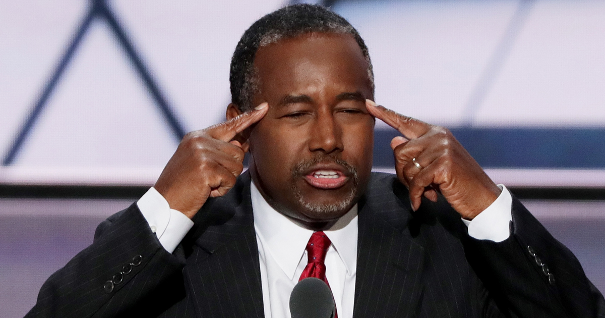 ben carson report 2016 contender ben carson sued for malpractice at least 6 times, report alleges, including time former surgeon allegedly left sponge inside patient's brain.