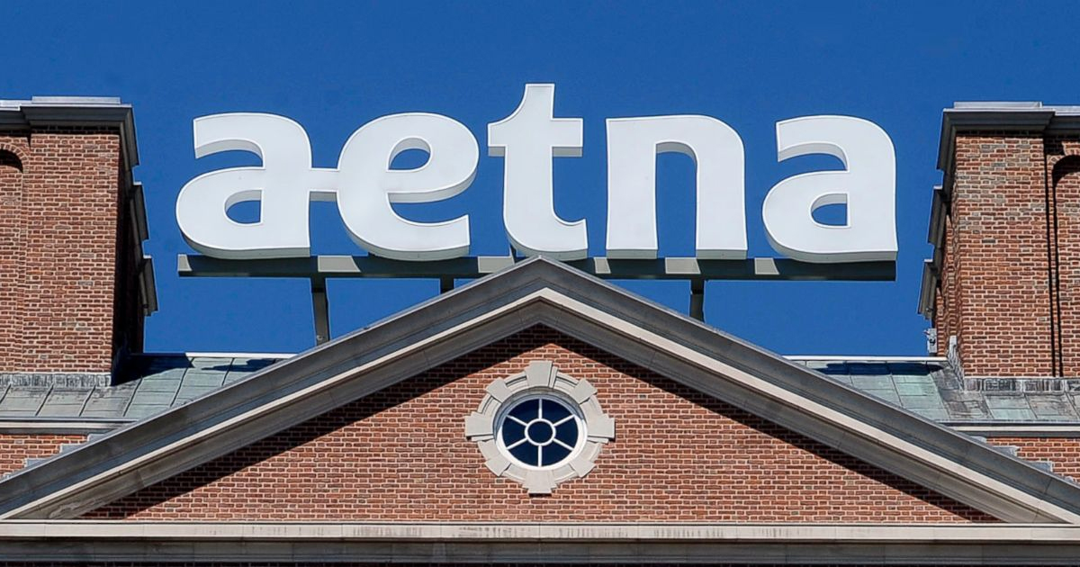 Aetna Profit Tops Estimates With Deal for Humana in Doubt