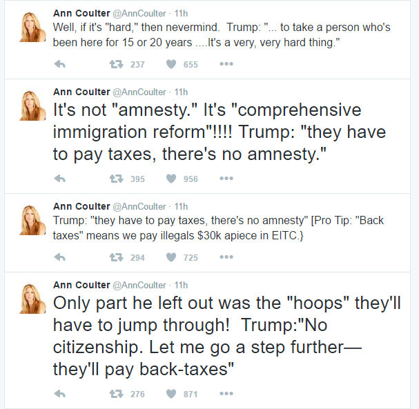 coulter tweets