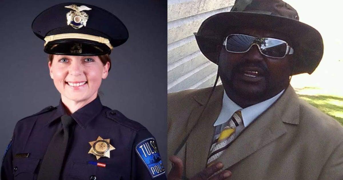 Female Cop Who Murdered Unarmed Black Man Terence Crutcher ...