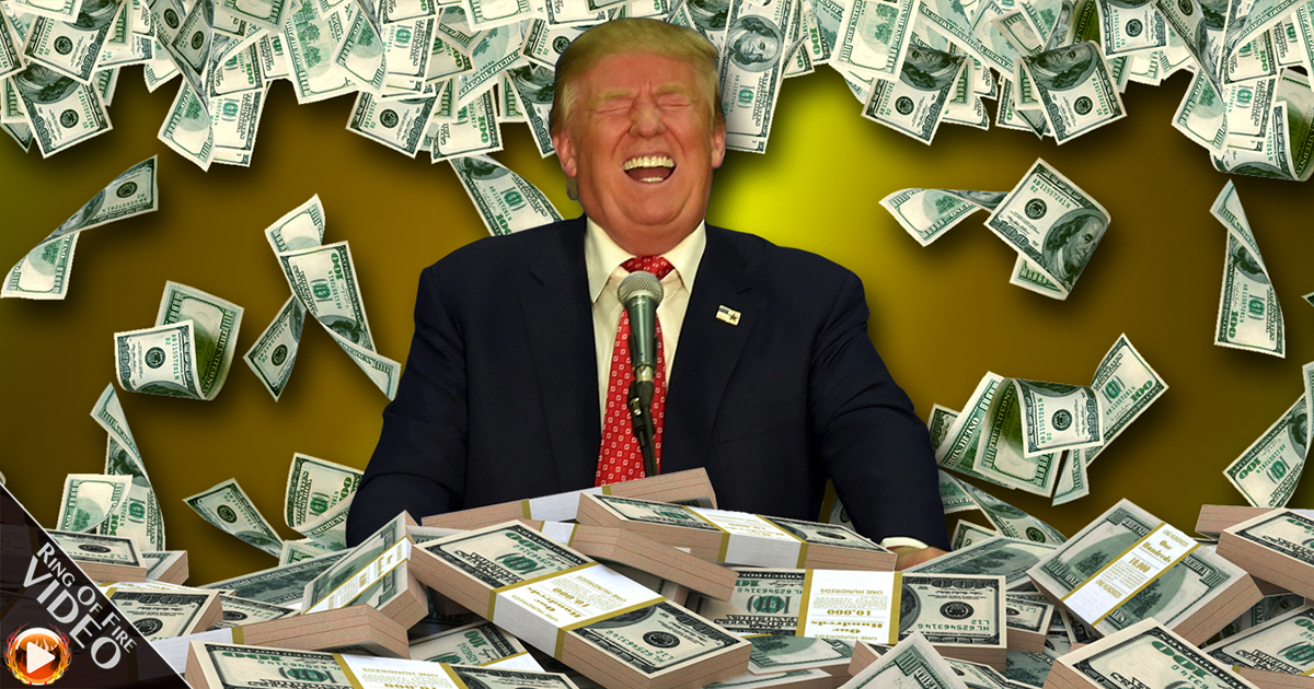 Image result for trump money
