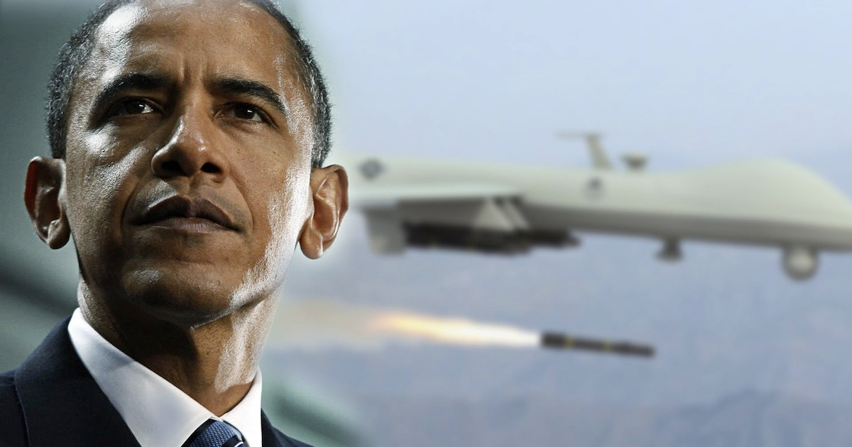 Trump authorises CIA to launch drone strikes
