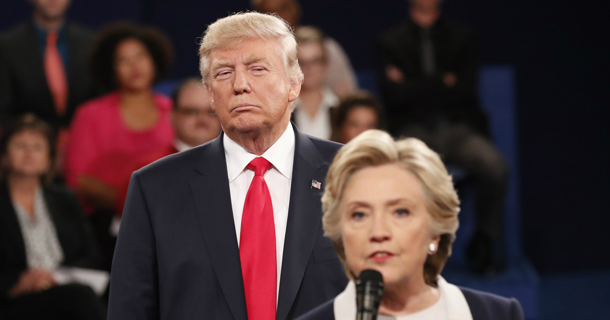 Trump Goes All In On the 'Hillary For Prison' Thing - The ...