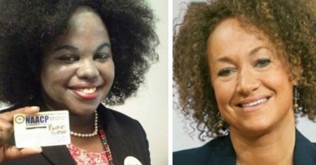 Racist Halloween Costumes and a Black, White-Faced Rachel Dolezal ...