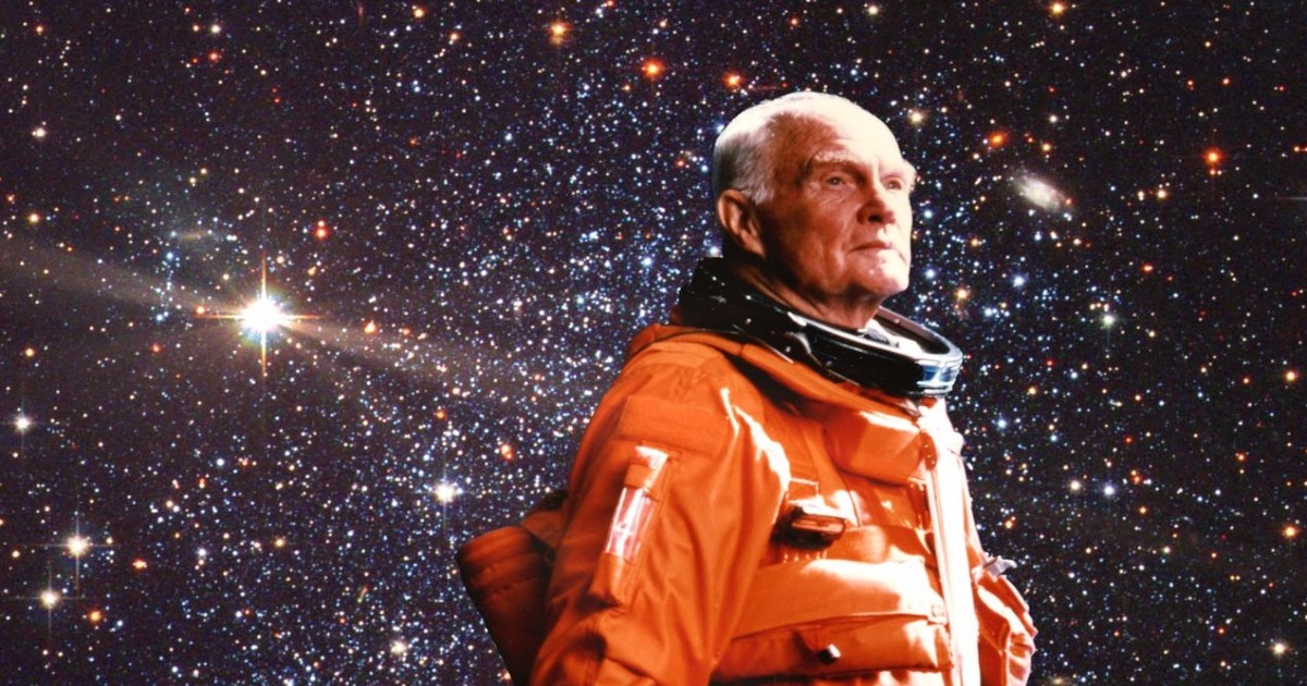 John Glenn has died at 95