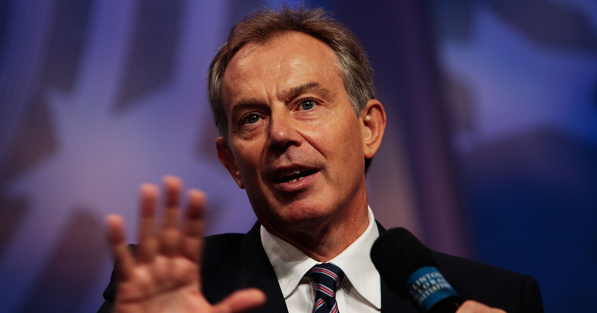 a discussion on whether tony blair is more like a president than a prime minister On paper, the queen or the governor general is more powerful as our constitution does not even mention anything about a prime minister, and law, acts of parliament, etc are passed and made in her name.