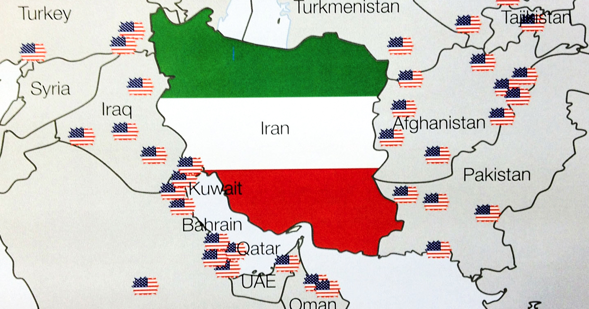 reasons for united states possible attack on iran essay Given the fact that iran has a stated policy that their objective is the destruction of israel, the israelis might well decide to act first, and let the rest of iran i think is more ambiguous and there the issue is certainly not tyranny it's nuclear weapons and the vice president today in a kind of a strange parallel.
