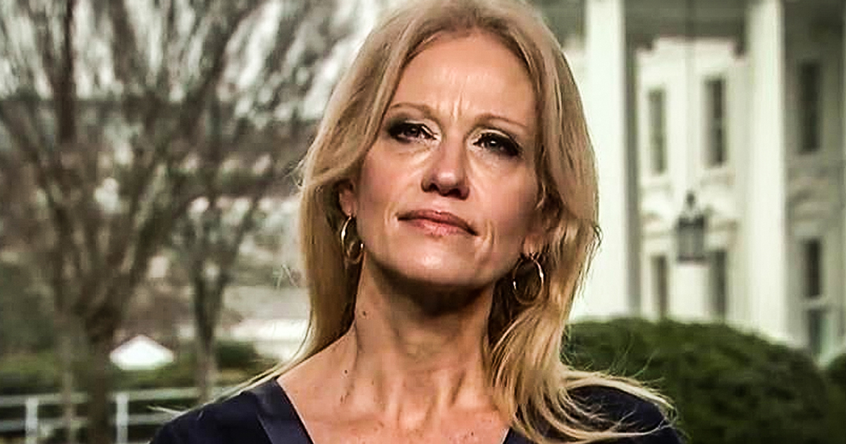 White House Tells Kellyanne Conway She Can T Appear On Tv Anymore The Ring Of Fire Network