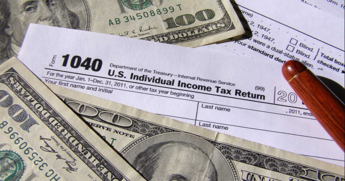 irs 1040 instructions 2017