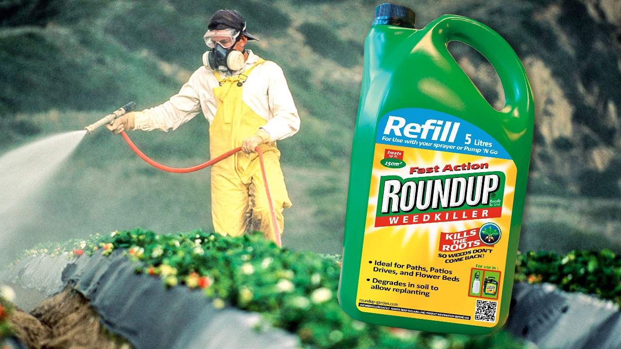 Image result for monsanto roundup