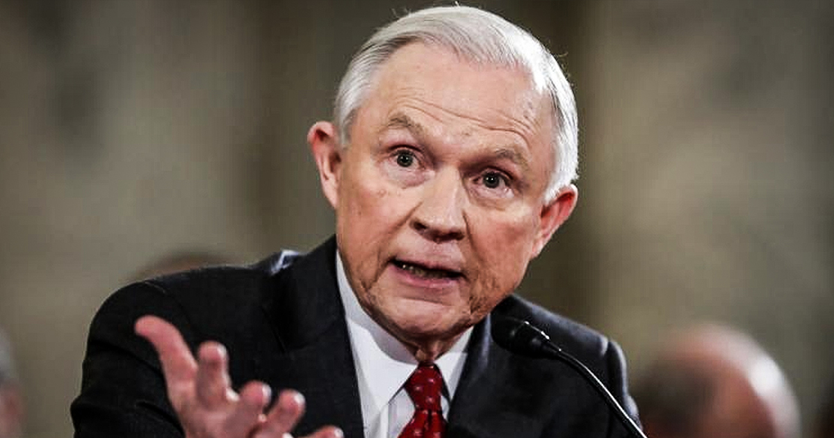 Jeff Sessions Insists He's Not 'Stonewalling' By Not Answering Questions