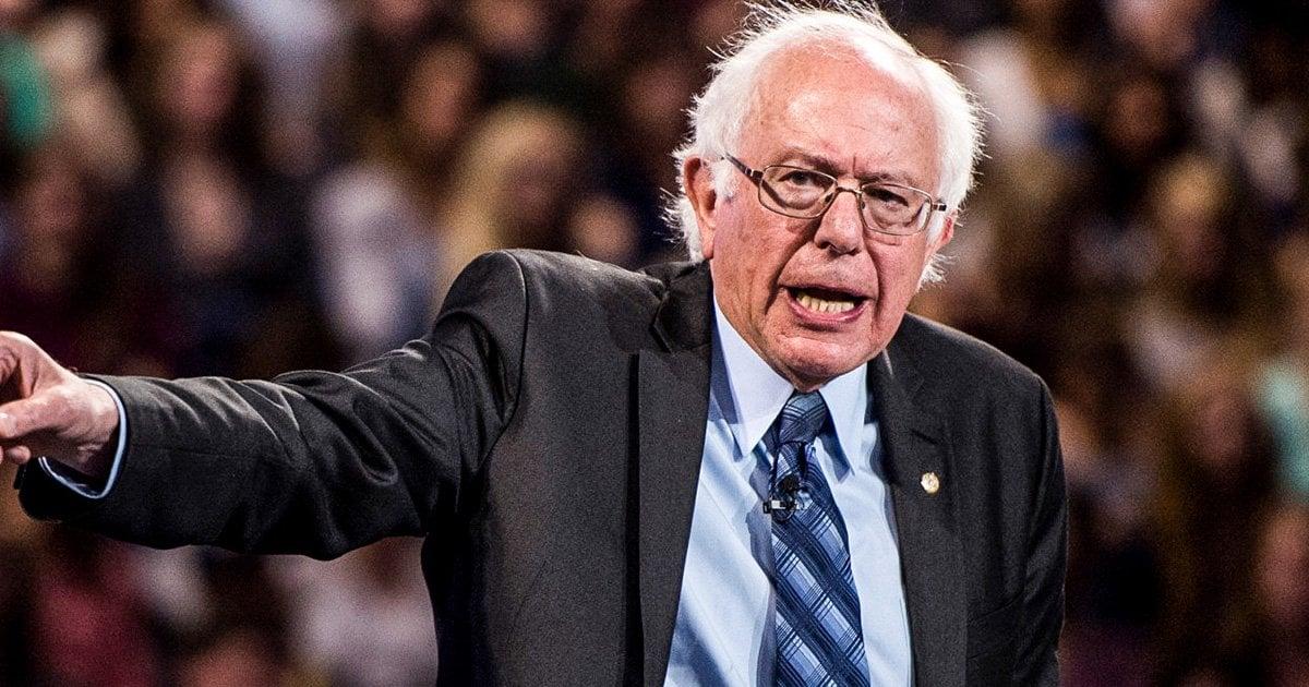 Bernie Sanders rallies for Democrats in Omaha