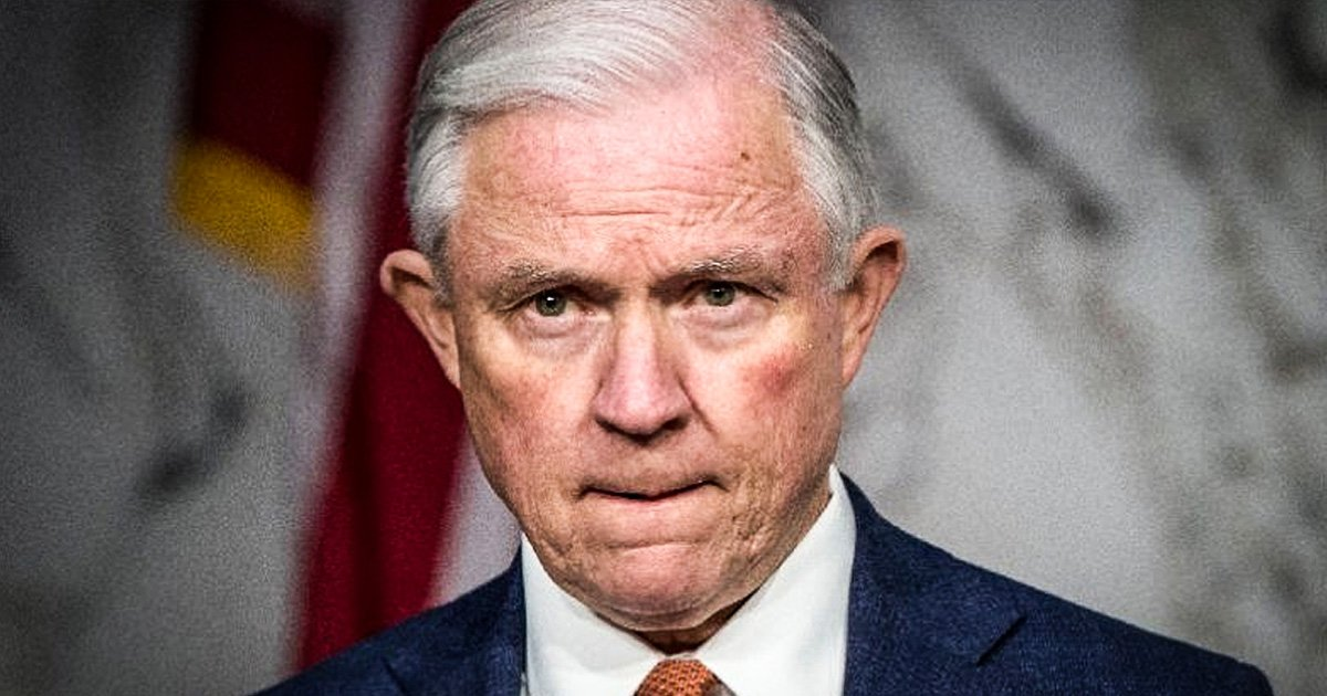 Jeff Sessions asked Congress to let him prosecute medical marijuana providers