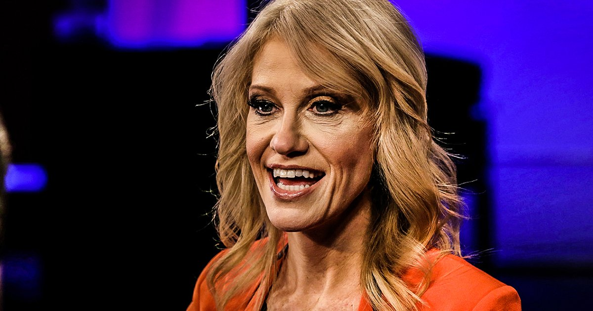 "Kellyanne Conway My Critics Are ""Unhappy People With Poison Keyboards"""