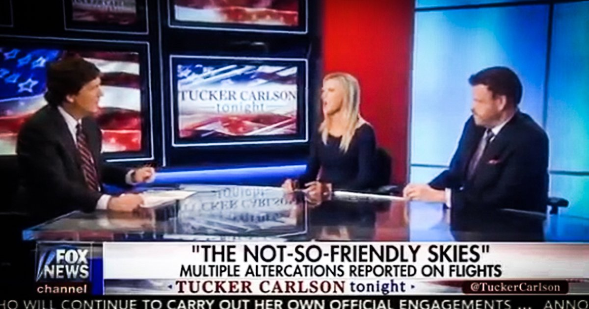 Fox News Guest Blames Passengers For Not Stopping The 9/11