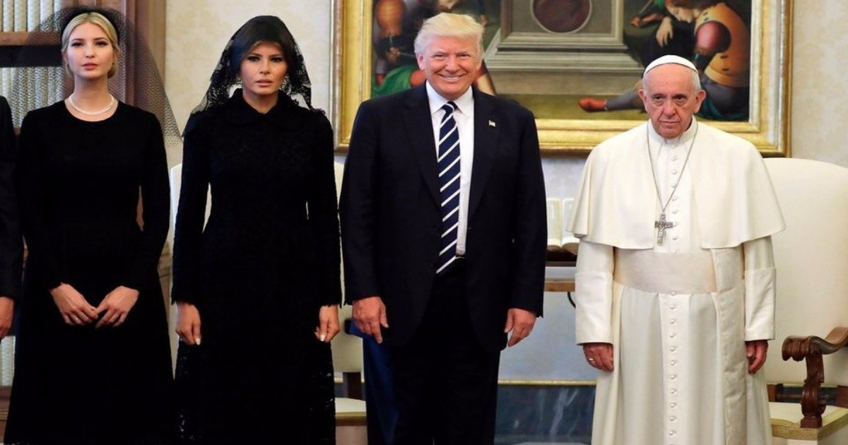 Trump tells Pope Francis: 'I won't forget what you said'