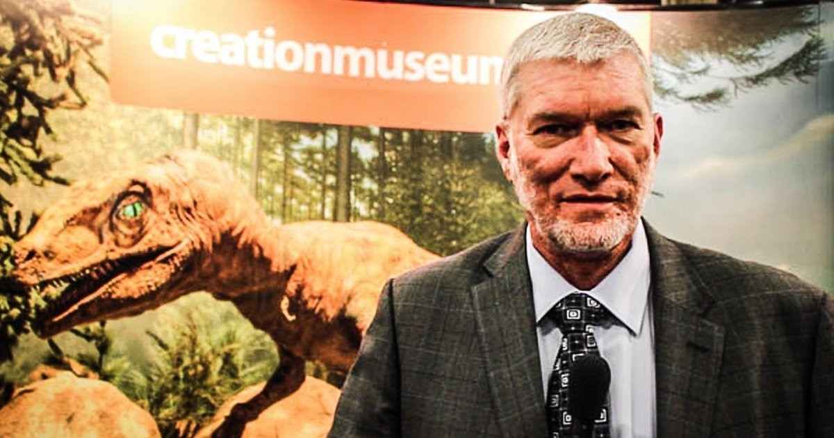 The Creationist Museum Is Failing And Ken Ham Is Blaming