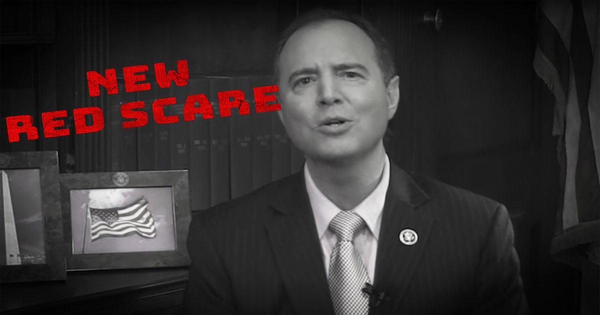 Image result for joe mccarthy adam schiff