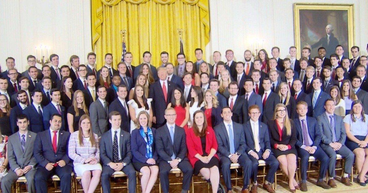 White house so white photo of white house interns reveal Www home interior com