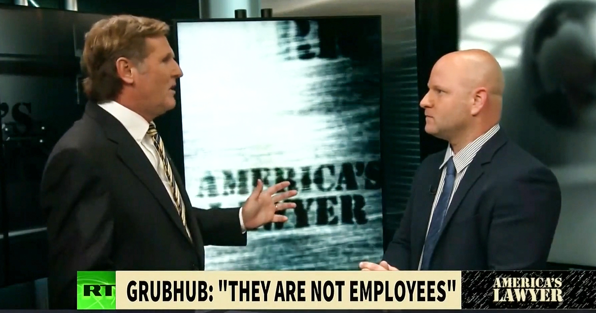 New corp move make employees contractors without rights for America s best contractors