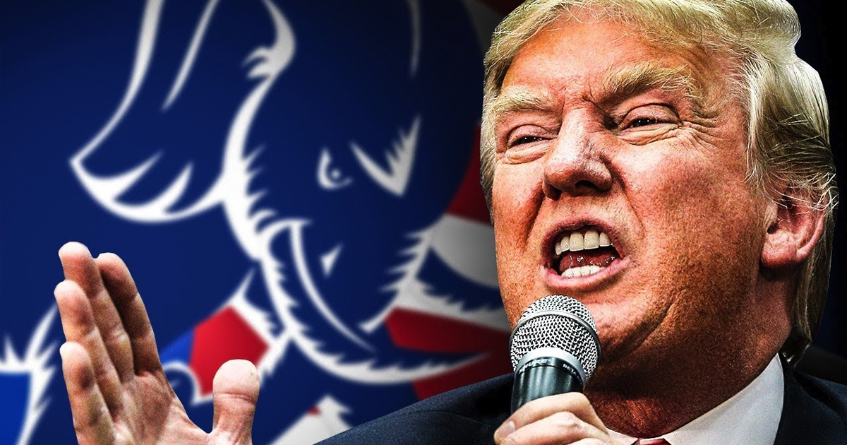 Home Corporate                       Trump Has Exposed Decades Of Republican Lies In The Past Month                   By Farron Cousins-       Febr