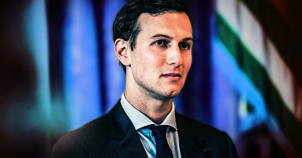 Loans to Jared Kushner's Family Company Are Now Under White House Scrutiny