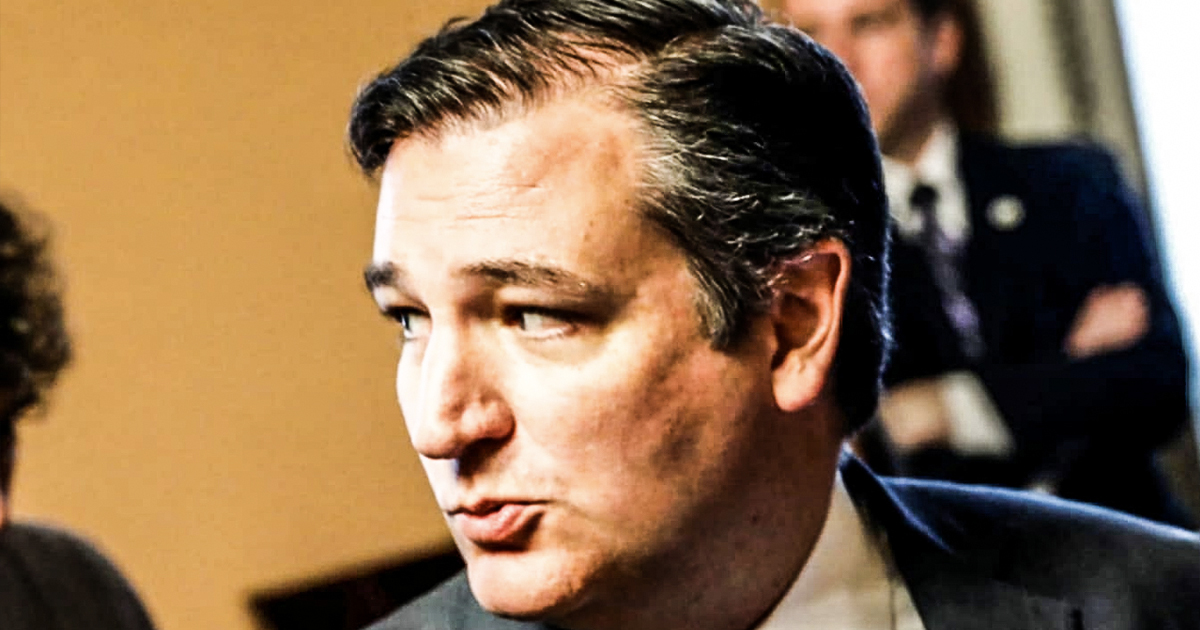 Texas Purges Thousands Of Voters To Help Ted Cruz Win Re-Election - The Ring of Fire Network