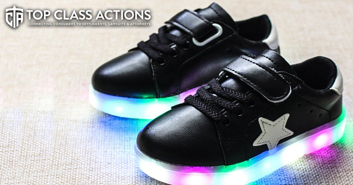Skechers Light Up Shoes Are Exploding Lawsuit Claims The Ring Of