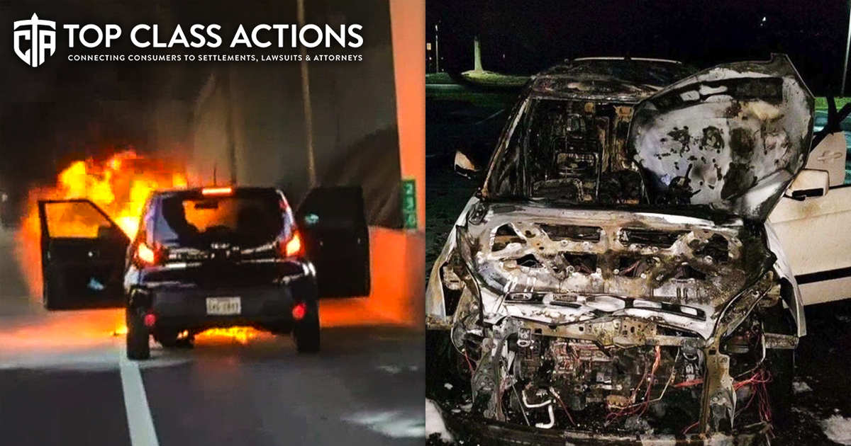 Major Auto Defect Causing Vehicles To Burst Into Flames