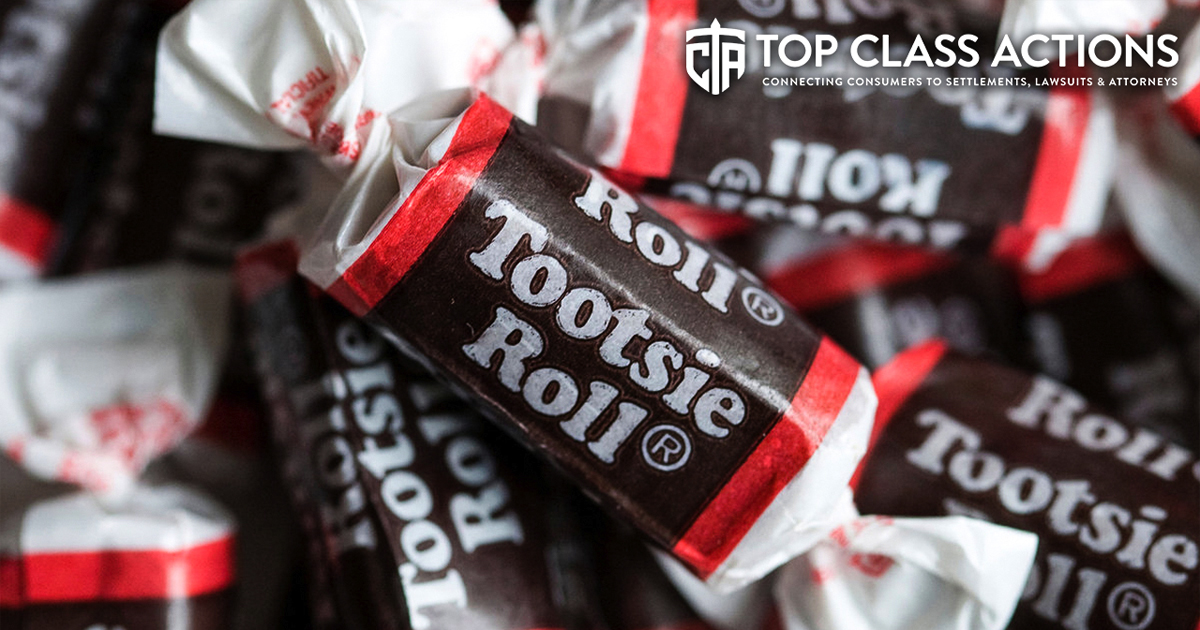 Lawsuit Claims Tootsie Rolls Contained Ingredients Banned By