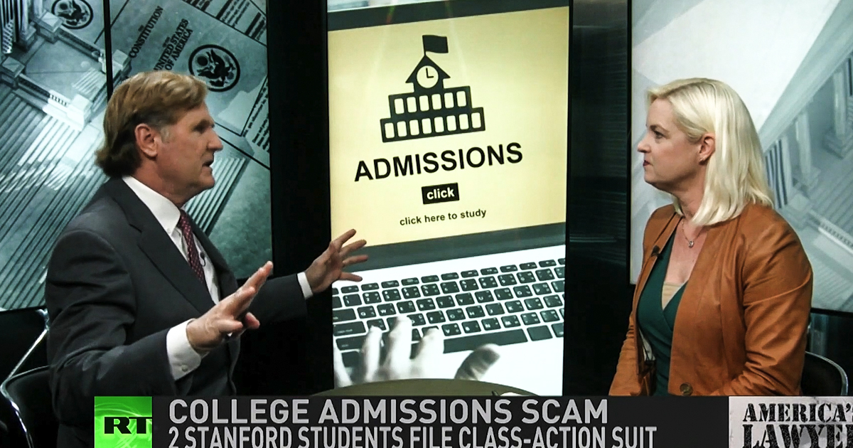 Students File Class Action Lawsuit In College Admissions