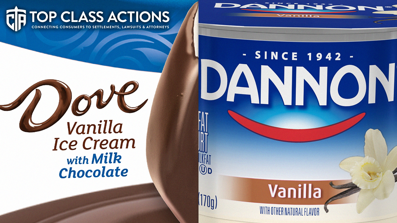 Multiple Companies Sued Over Vanilla Flavoring In Their Products