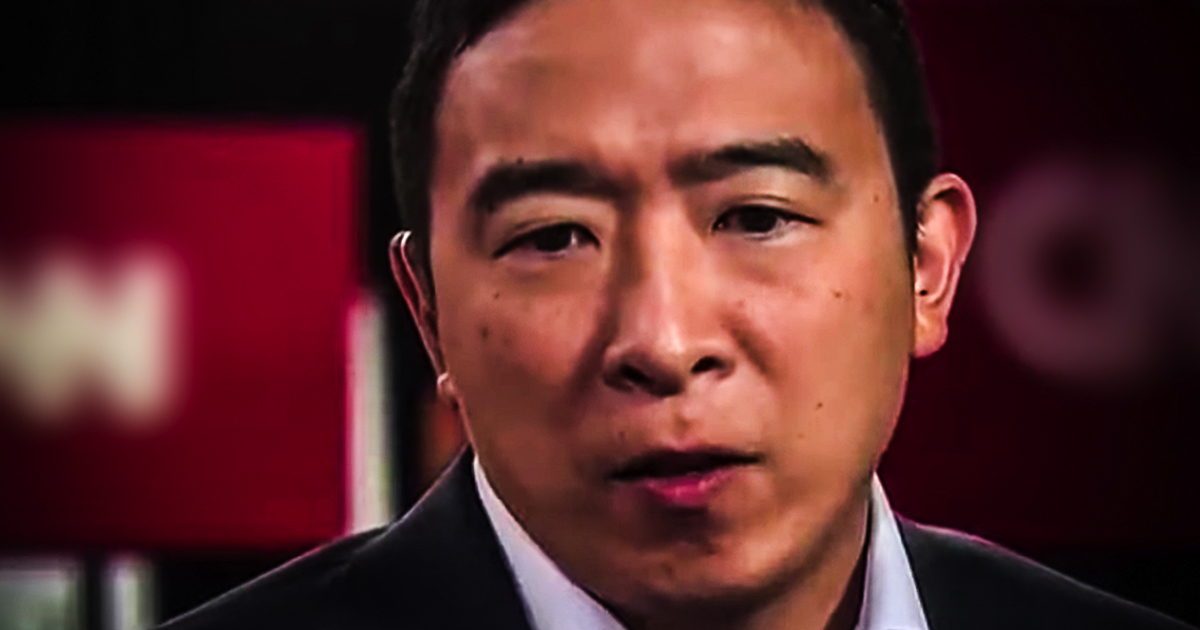 Andrew Yang's Corporate Speaking Fees Become Major Campaign Issue - The Ring of Fire Network