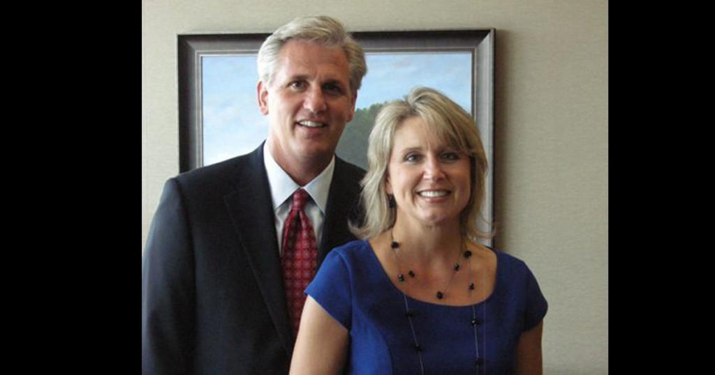 Homeland Security Employee Writes GOP Reps Kevin McCarthy and Renee Ellmers Having an Affair