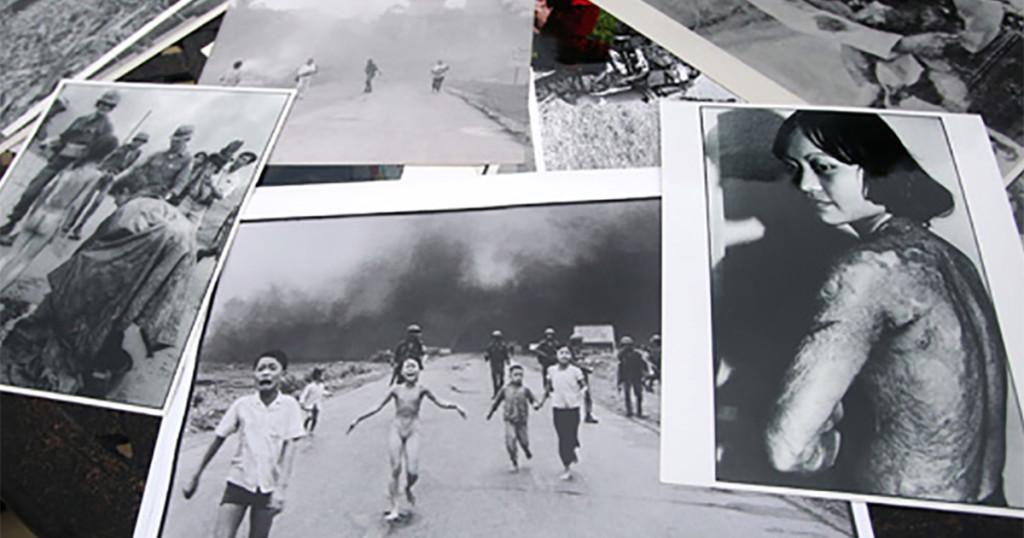 Vietnam Burns