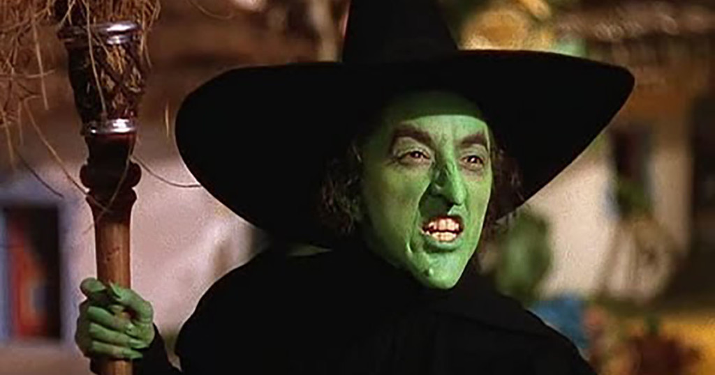 Ding, Dong, the Witch is Dead: The GOP Witch, that is