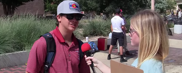 Texas College Students Don't Have a Clue About Who Won the Civil War! Watch This, Check Your Gag Reflex! Seriously!