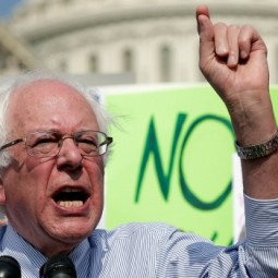 Bernie Sanders Will File a Bill That Would Make Election Day a National Holiday