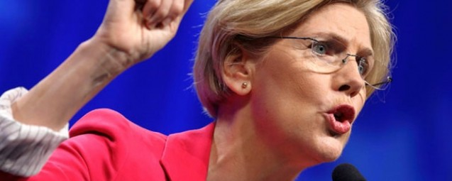 Elizabeth Warren to Pres. Obama: Enough is Enough