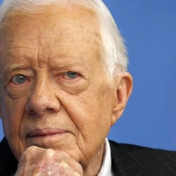 Jimmy Carter's Edgy Side; He Beats the Hell Out of John McCain
