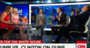 CNN Panelists Burst Into Laughter At Trump's Declaration That Clinton Will Abolish 2nd Amendment